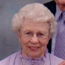 Violet Pauline Walker