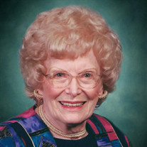 Ruth Evelyn Wallace