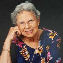 Lurline Bertha Reeves