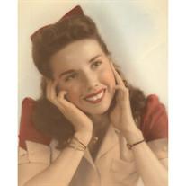Jeanne Lorene King Fegley