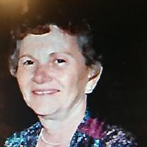 Marion Joyce Anderson (nee: Goldsmith)