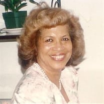 Mrs. Cynthia Antoinette Brown