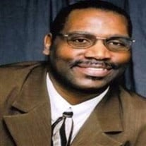 Pastor Alvin Thorne Jr.
