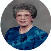 Sylvia Jeanette Bell