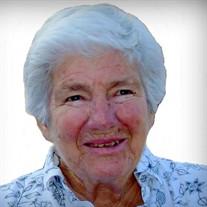 Ann Strong Garrett