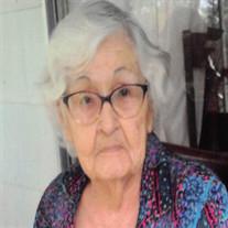 Mrs. Lena Marie Martin