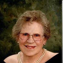 Margaret L Johnston