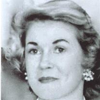 Mrs. Mary Wilson McDavid