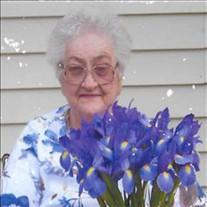 Mary Frances Nelson