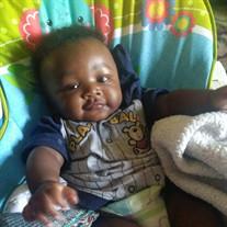 Infant Raashawn Terrance Whitehead