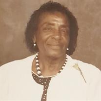 Mrs. Jennie B. Pinesett