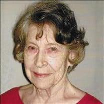 Velma Robertson Renfrow