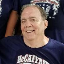 Michael J McCaffrey