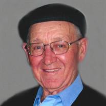 """Harold """"Pete"""" Kline"""