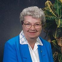 Betty Spurrier Eby