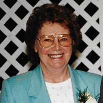 Pauline (Polly) Hough
