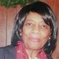 Mrs. Carrie Mae Jordan - Williams