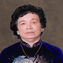 Mrs. Tien Thi Nguyen