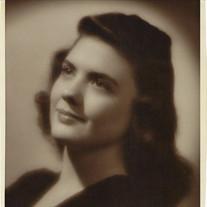 Ruth Josephine Cawood Kalbfeisch