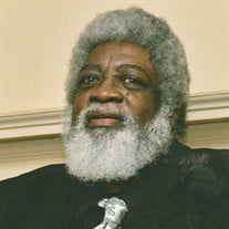 Deacon James Williams Sr.