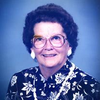 Wilma Mae Jones