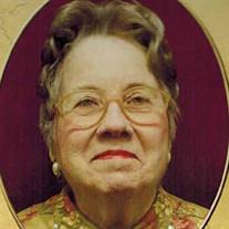 Etta Joan Crisp