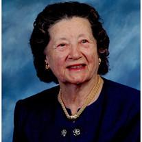 Louise Bagwell Wilson