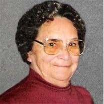 Mrs. Annette June Rombca