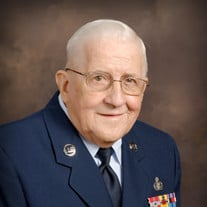 SMSGT Herbert (Herb) F. Smith, USAF Retired