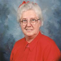 Shirley Temple Rickett