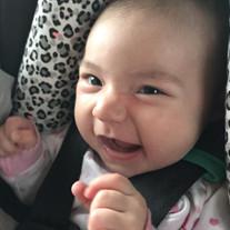 Infant Emersyn Kate Rolin