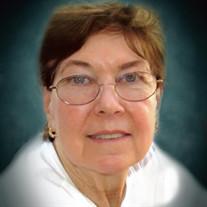 Margaret  Jeanette Hicks