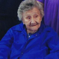 Martha Isabell Thompson