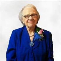 Nannie J. Lanham