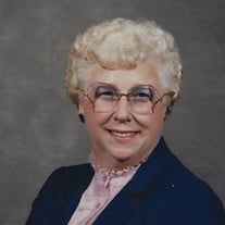Mrs. Ruth L. Licari (Bouwkamp)