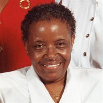 Ms. Mamie Jackson-Bey
