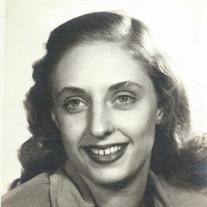 Elizabeth (Betty) Barbour Chapman Brannin