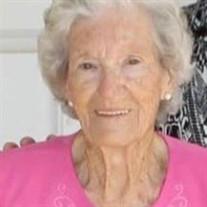 Gladys Watts Buddin