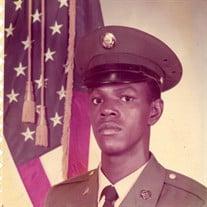 Sergeant  First Class Roderick Dukes
