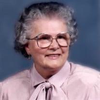 Pauline Mae Tillock