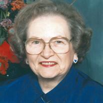 Doris Mae McCubbin Clark