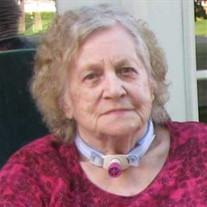 Mary Margaret Hooker