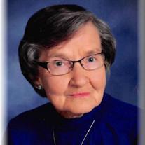 Mrs. Peggy June (Jackson) Gregory