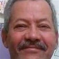 """Jorge  """"Spade"""" Velazquez-Garcia"""