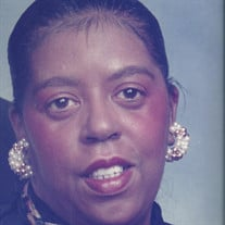 First Lady Brenda Barbour Tucker