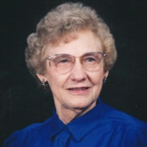 Velma E. Bohs