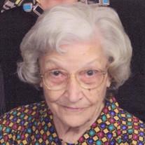 Zelma Louise Beebout