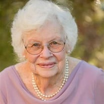 Eunice Mary Wainscott