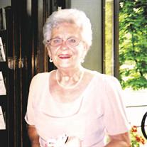 Mrs. Madeline  V. Conklin