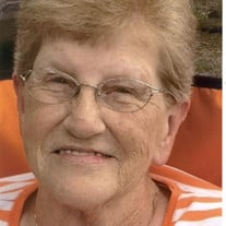 Wanda Jane Simerly Cooper